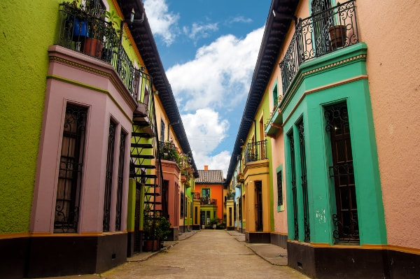 Columbia-Bogota (Credit: Jess Kraft for Shutterstock)