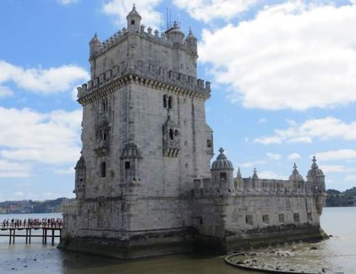 Belem Tower, Lisbon (Credit: Pixabay)