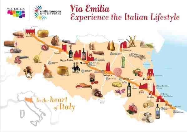 The Foods of Emilia Romagna