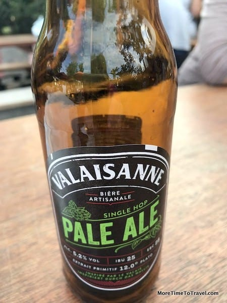 Pale ale: Refreshing, smooth and flavorful