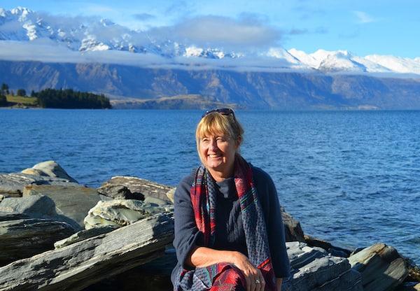 New Zealand expert Ena Hutchinson