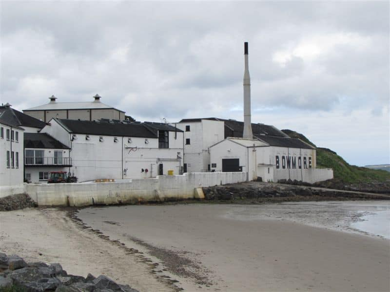 Bowmore Distillery Islay