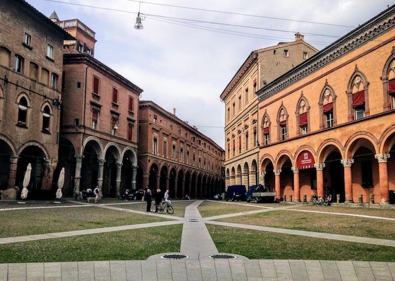 Piazza San Stefano in Bologna (Credit: Jerome Levine)