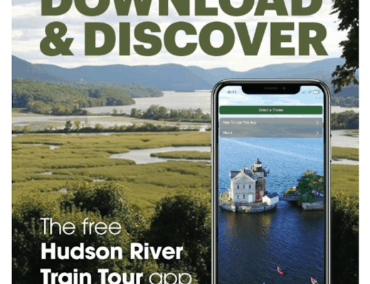 The Hudson Valley Train Tour App