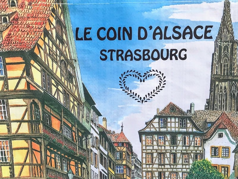 One day in strasbourg: Strasbourg looks as pretty as its postcard