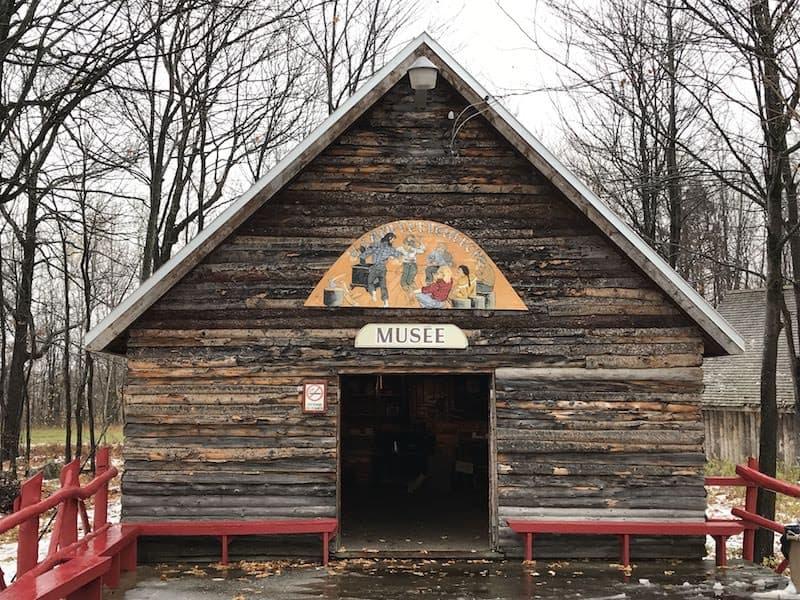 The Museum at l'En-Tailleur Sugar Shack
