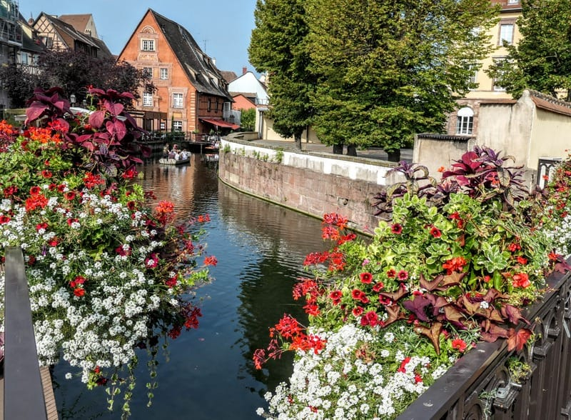 Best Day Trip From Strasbourg - Little Venice in Colmar