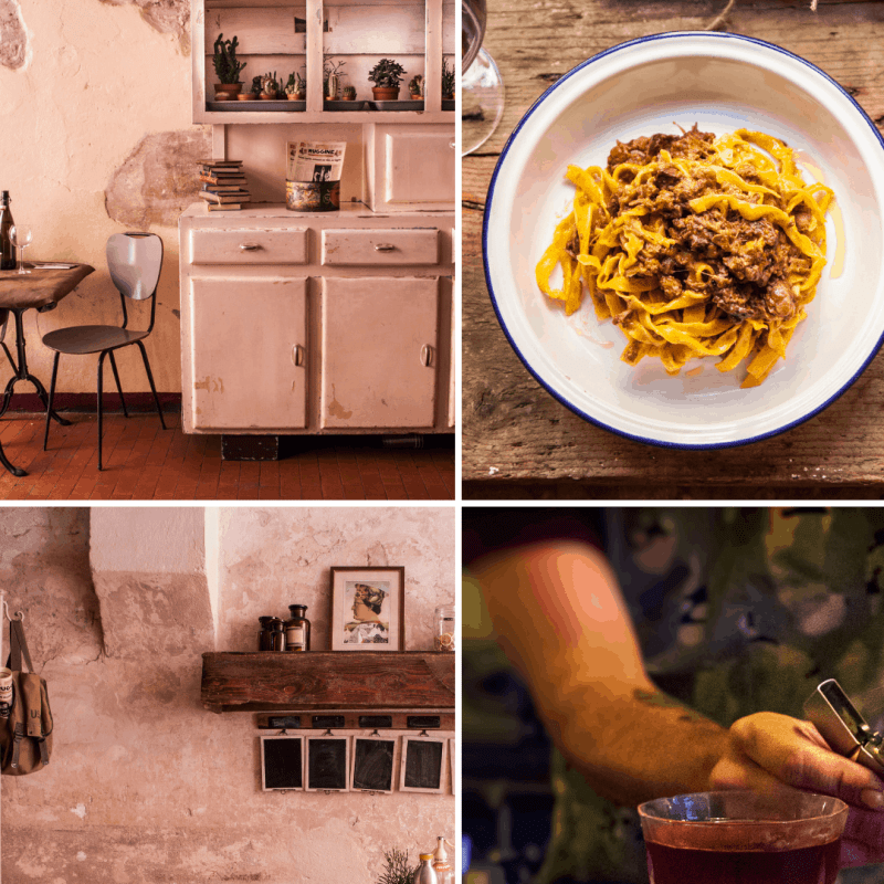 Best Restaurants in Bologna - Ruggine