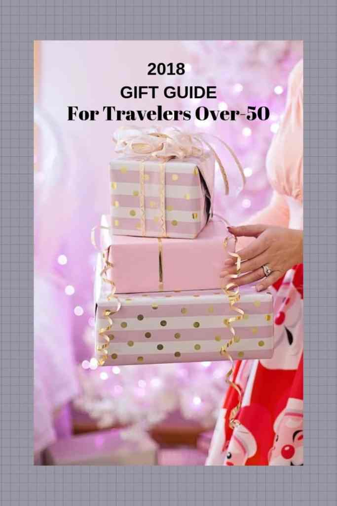 Gifts For Travelers Over 50