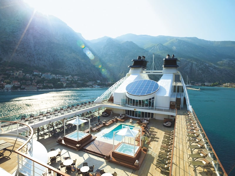 Seabourn Cruise Line, Best Luxury Line