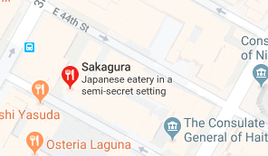 Sakagura on Google maps