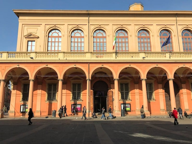 A Visit to Teatro Comunale di Bologna (the Municipal Theater of Bologna)