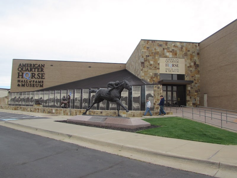 Amarillo Quarter Horse Museum