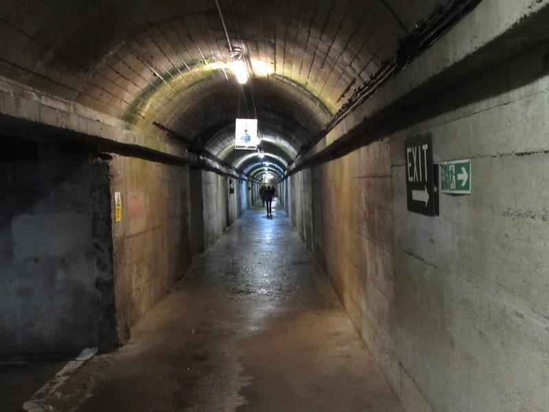 Inside Nazi Tunnels