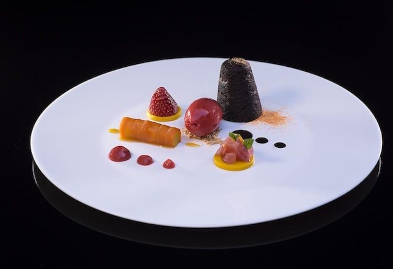 Chef Episcopo's Pensiero d'amore (Credit: Mauro Milan)