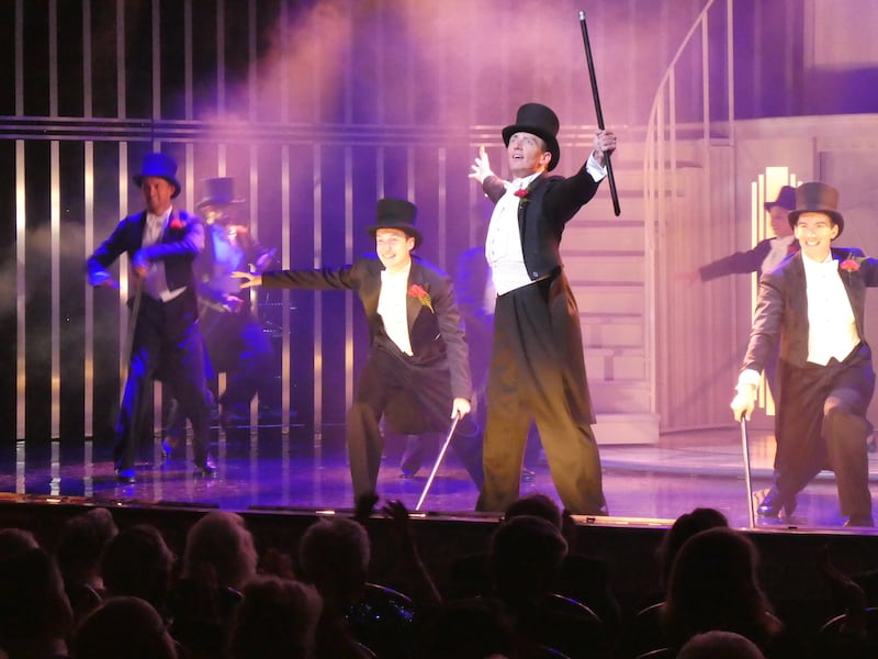 Top Hat, an exciting production