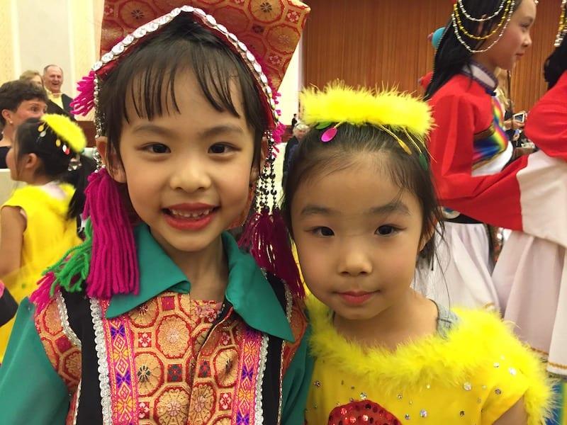 Learning about other people and cultures in Beijing