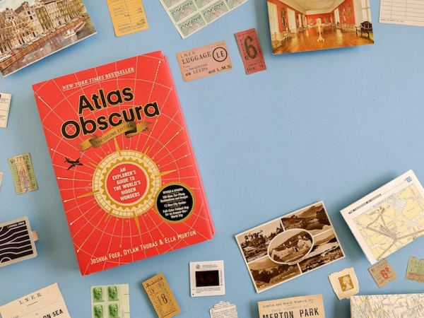 Holiday Gifts for Travelers: Atlas Obscura