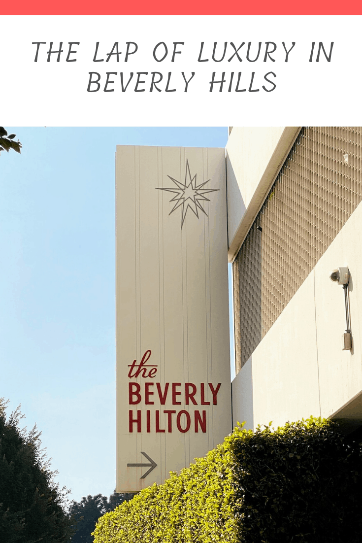 Beverly Hilton pin