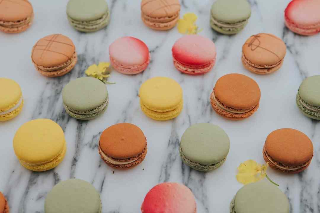 Surprises in Paris: Yummy macarons