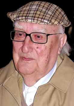 Andrea Camilleri, creator of Detective Montalbano
