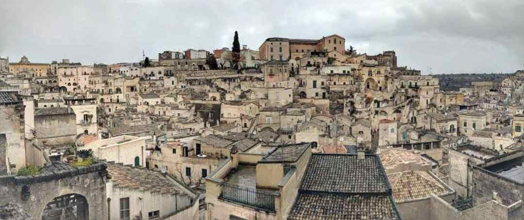 Matera: The City of Imma Tataranni
