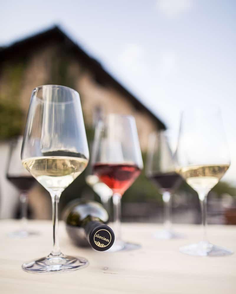 Alto Adige Wines (Credit: IDM Südtirol-Alto Adige/Florian