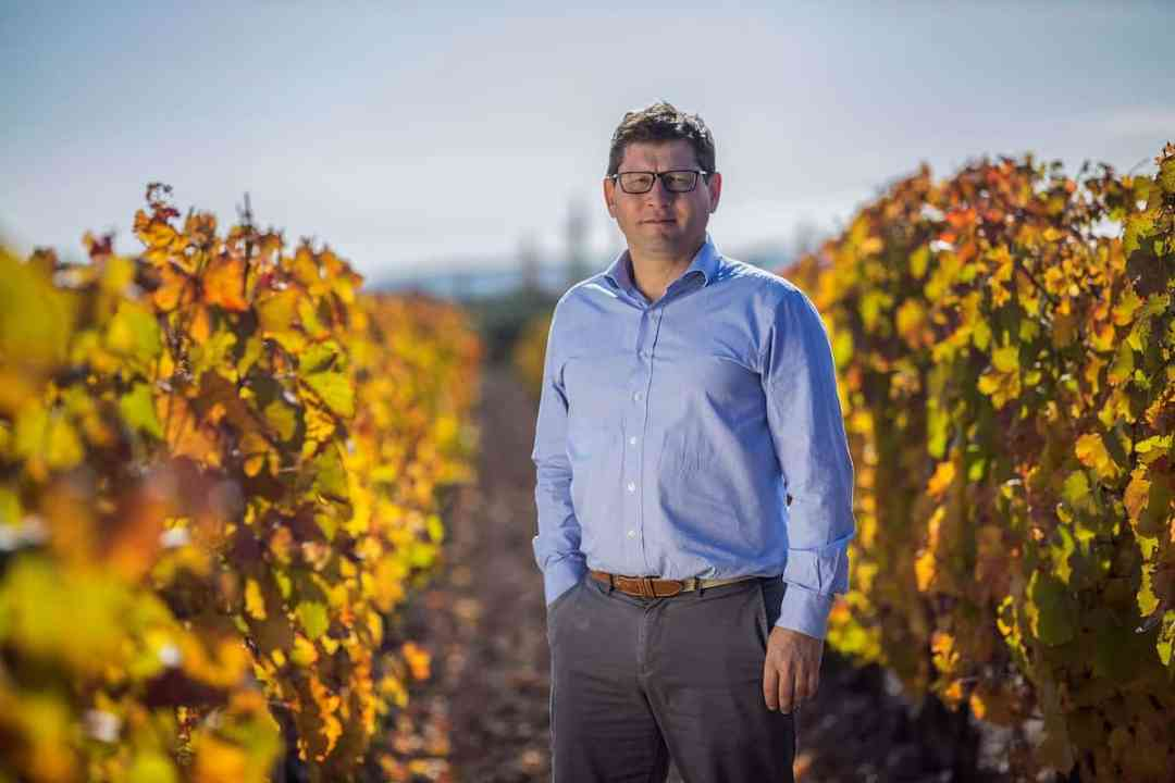Phillippe Rolet, Estate Manager of Bodegas Caro Wines