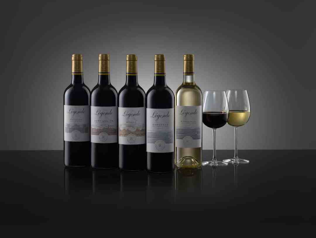 The family of Légende wines