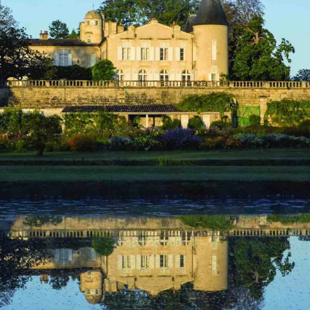 Chateau Lafite Rothschild (Credit: Taub Family Selections)