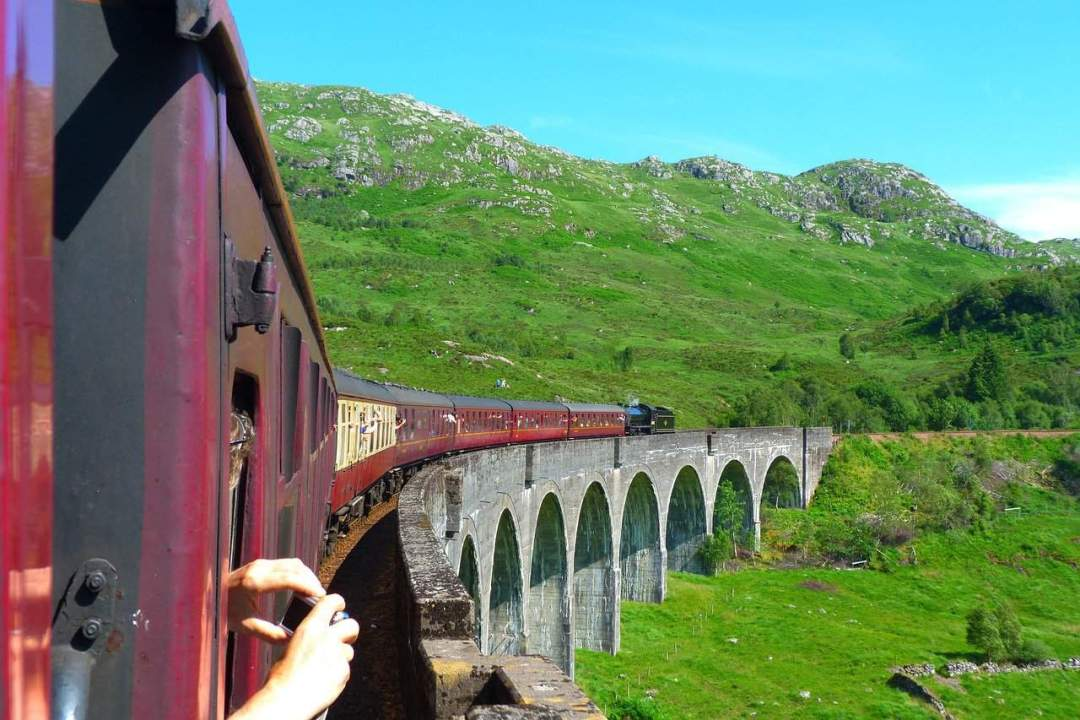 Travel Trends: The Jacobite steam train offers one iconic ride