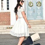 White Lace Easter Dress (and more!)