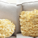 Make These Easy No-Sew Envelope Pillows