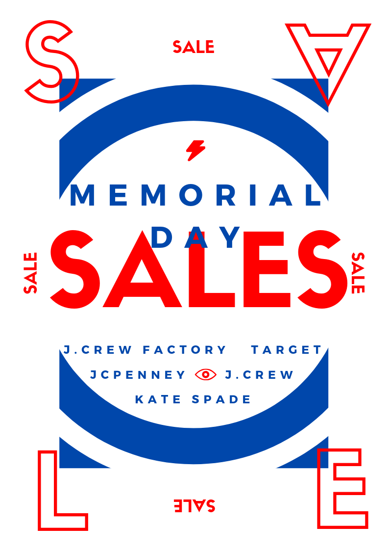 Memorial Day Sales 2019 More To Mrs E