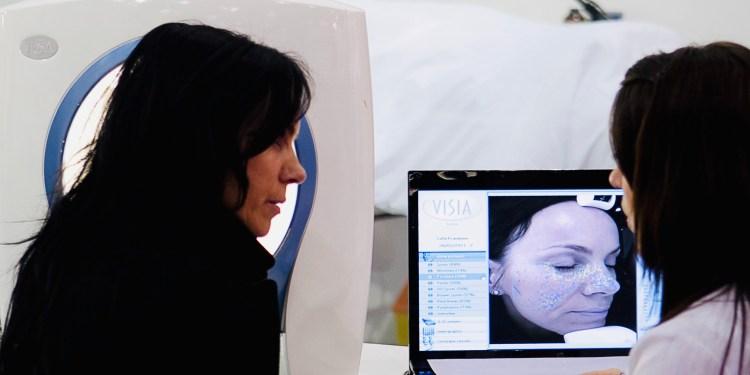 Environ Skin Analysis in action