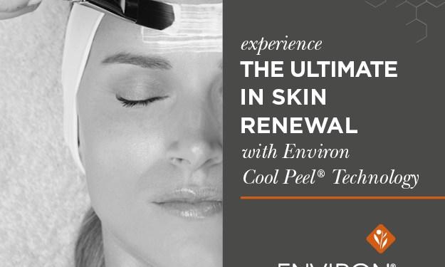 Environ Cool Peel Treatment
