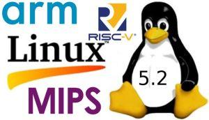 Linux per ARM e RISC-V