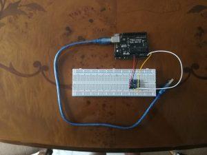 Un sismografo con accelerometro su Arduino