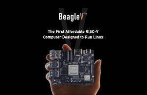 Beagle V RISC-V Linux