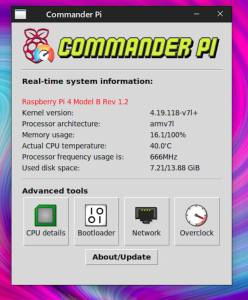 CommanderPI
