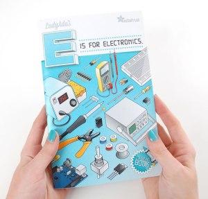 E is for Electronics - Adafruit