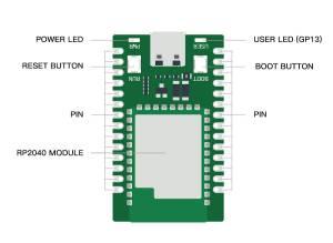 Python RP2040 Wio