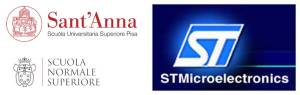 sant'anna stmicroelectronics