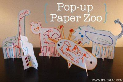 Pop Up Zoo