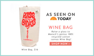 wine bag seen on today show