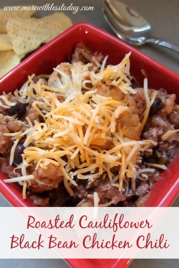chicken chili black bean recipe