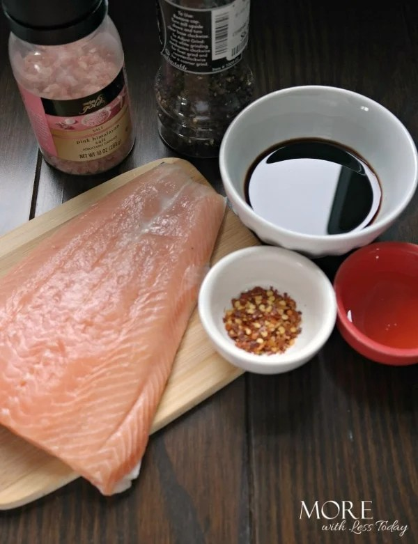 Honey Balsamic Pan Seared Salmon