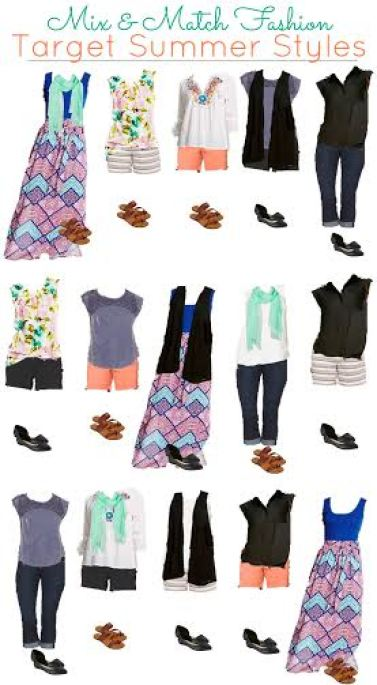 Target style on a budget, key wardrobe pieces from Target, put together a summer wardrobe on a budget, Target shopping tips, save money at Target,