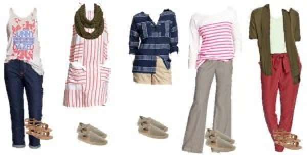 old navy mix and match summer 4