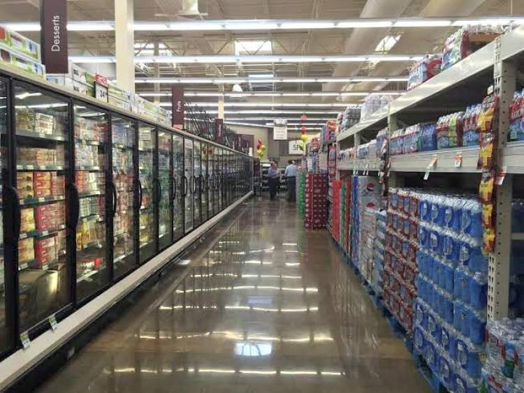 the wide aisles smart & final
